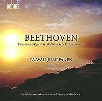 Beethoven: Piano Sonatas - Waldstein - Appassionata by Paavali Jumppanen
