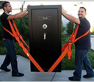 AOI Bewegung Gürtel, 2 Personen Anheben und System – einfach in, Lift, tragen, andsecurefurniture, Geräte, oder jedes schwere Objekt. und Geschirre für 2 Movers