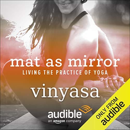 Vinyasa audiobook cover art