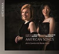 Argento/Gershwin/Barber/Bernst