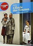 L'école des femmes suivi de La critique de l'école des femmes by Molière;Johan Faerber;Laurence Rauline(2011-11-30) - Editions Hatier - 01/01/2011