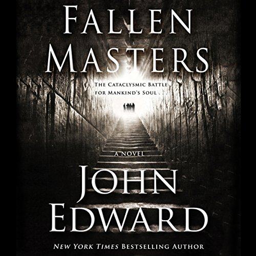 Fallen Masters audiobook cover art