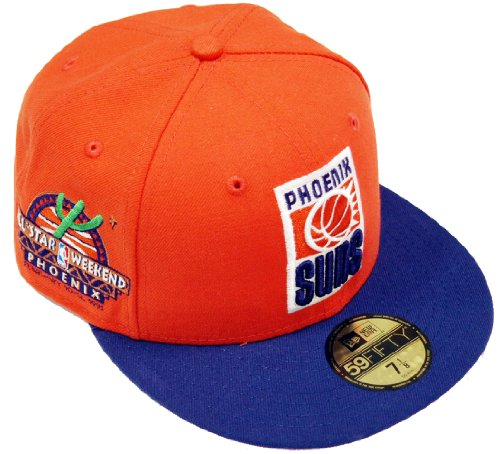 New Era All Star Capper Phoenix Suns 1995 59fifty Fitted Team Basecap Cap Men