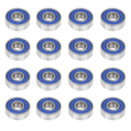 Accessotech 16 rodamientos de repuesto Abec 9 sin fricción