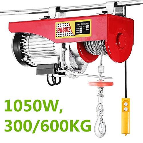 Turefans Polipasto eléctrico,Cuatro Modelos: 200kg - 800kg