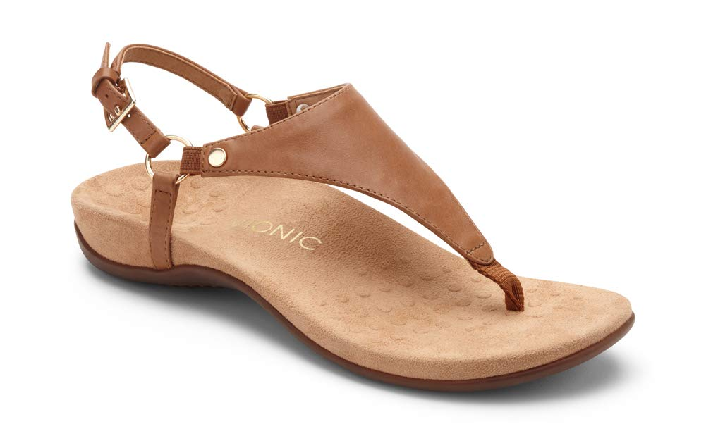 Vionic Womens Kirra Backstrap Sandal