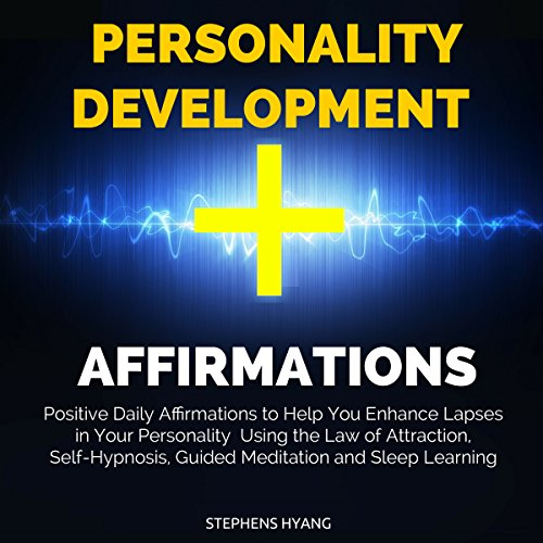 Personality Development Affirmations cover art