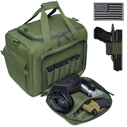 DBTAC Gun Range Bag Large | Tactical Pistol Shooting Range