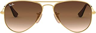 Ray-Ban Junior Kid's RJ9506S Aviator Kids Sunglasses