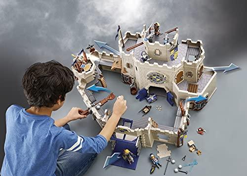 PLAYMOBIL Novelmore 70220 Große Burg von Novelmore, für Kinder von 4 – 10 Jahren - 5
