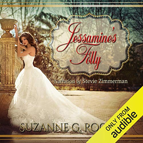 Jessamine's Folly audiobook cover art