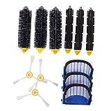 600 reemplazo de accesorios de la serie Juego de Cepillos Cepillos armada 3 Aero filtro de la aspiradora