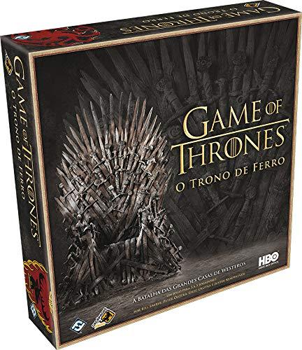 Game of Thrones: O Trono de Ferro - Galápagos Jogos