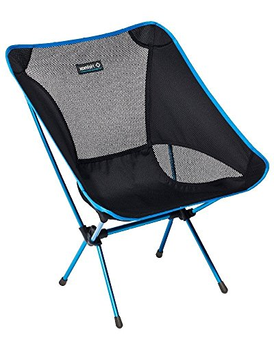 Big Agnes Helinox - Chair One, Portable and Compact Camping Chair, Black (FFP)
