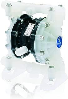 Graco Husky D52911 Polypropylene Double Diaphragm Pump, 1/2
