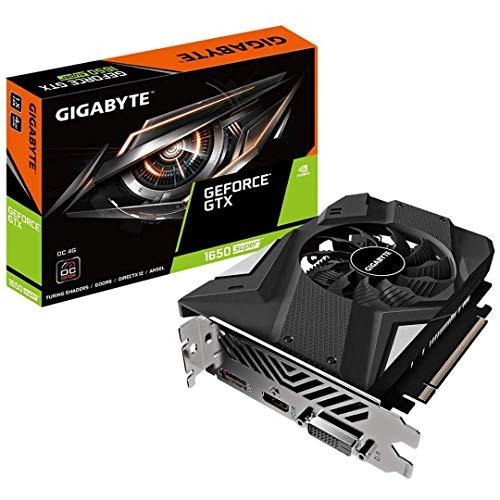 Gigabyte GEFORCE GTX 1650 SUPER OC 4G, Computer-Zubehör