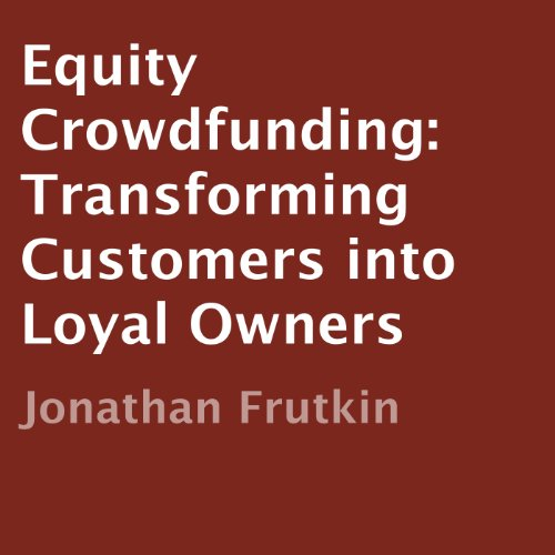 Equity Crowdfunding audiobook cover art