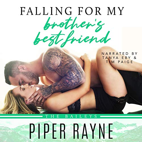 Falling for my Brother's Best Friend cover art