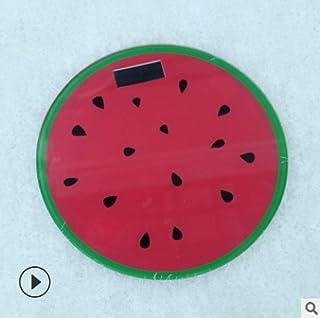 sufengshop Báscula de salud de peso inteligente y precisa AliExpress American Amazon báscula electrónica transfronteriza báscula redonda sandía