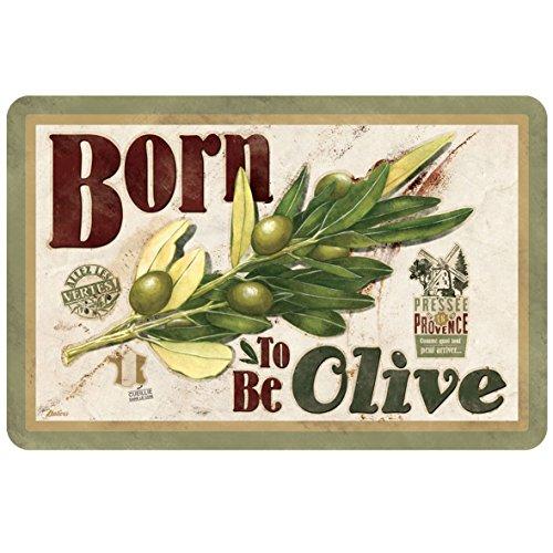 Natives Lot de 4 sets de table - Born To Be Olive -