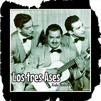 Los Tres Ases, Todo Bolero