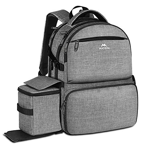 MATEIN Camera Backpack, Waterproof …