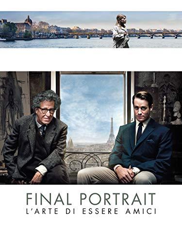 Final Portrait: L'arte di essere amici