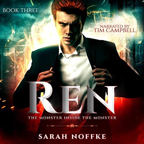 Ren: The Monster Inside the Monster cover art