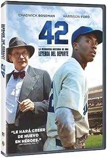 42: La Verdadera Historia De Un Deporte (Import Movie) (European Format - Zone 2) (2013) Chadwick...