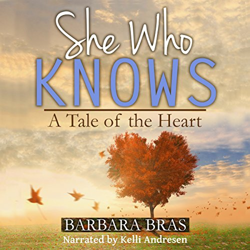 She Who Knows audiobook cover art