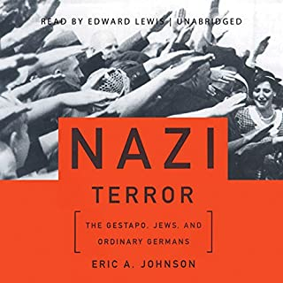 Nazi Terror audiobook cover art