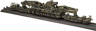ハセガワ 1/72 ドイツ陸軍 60cm 自走臼砲 カール 量産型 w/運搬貨車 プラモデル MT57