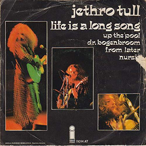 Jethro Tull: Life Is A Long Song [Vinyl]