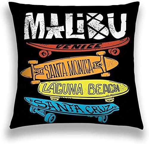 hgdfhfgd Square Throw Pillow Case Cotton Velvet Cushion Cover 18