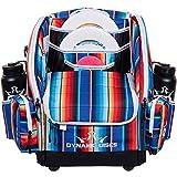 Dynamic Discs Combat Commander Backpack Disc Golf Bag | 20 Disc Capacity | Two Deep Storage Pockets | Two Water Bottle Holders | Molded Back Panel for Ventilation | Frisbee Disc Golf Bag (Serape)