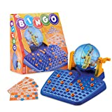 Toyrific - Bingo, para 2 o ms Jugadores (Wilton Bradley TY4605) (Importado)