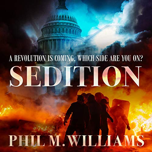Couverture de Sedition