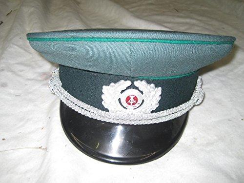 NVA original Polizei Schirmmütze DDR Ostalgie Mütze Gr. 55