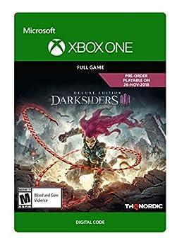 Darksiders III  Deluxe Edition - Xbox One [Digital Code]