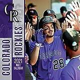 Colorado Rockies 2021 Calendar