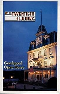 ON THE TWENTIETH CENTURY PLAYBILL GOODSDPEED MUSICALS 1999 SEASON
