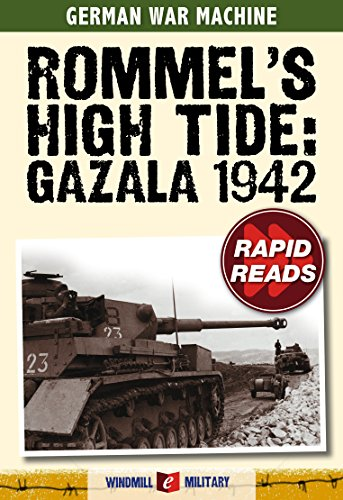 Rommel's High Tide: Gazala 1942 (Rapid Reads) (English Edition)