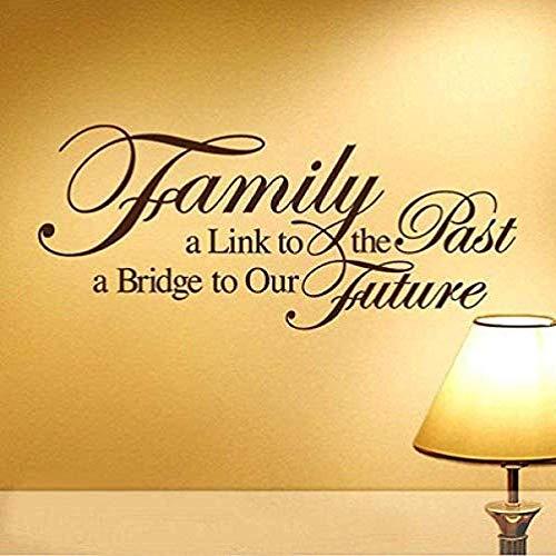 Vinilos Decorativos Home Living Family Un Enlace Voces En Inglés Europa Y América Ebay Nuevos Vinilos Decorativos Varios Estilos De Decoración Del Hogar