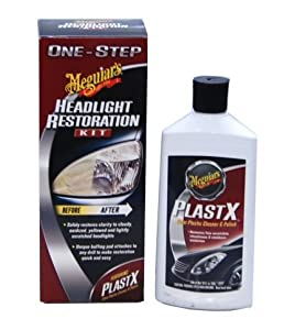 Order Meguiars Professional Headlight Restoration Kit