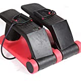 ZAIPP Stepper Air Climber,Fitness Stair Stepper Machine Resistant Cord Air Step...