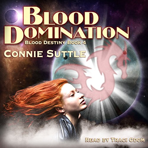 Blood Domination audiobook cover art