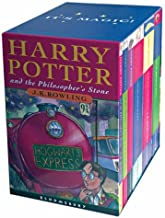 Harry Potter Boxed Set: Children's edition by J. K. Rowling (2006-10-02)