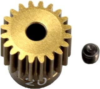 Kyosho W0120VB Velvet Coating Pinion Gear (20T-48P) : Optima Buggy/Fazer VE-X