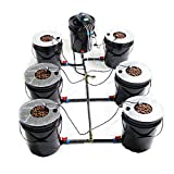 MOMOJA - Kit de culture hydroponique de 7 gallons - Système...