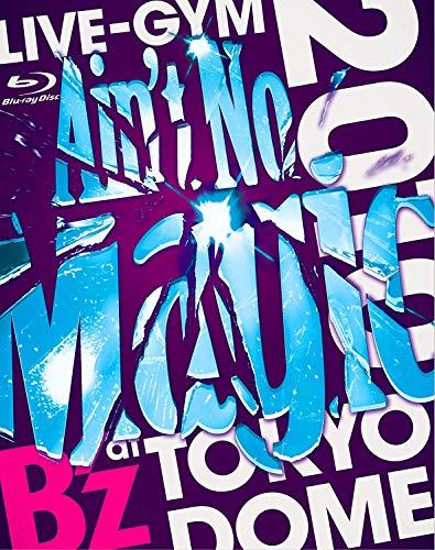 B'Z - Live-Gym 2010 'Ain'T No Magic' At   Tokyo Dome [Edizione: Giappone] [Italia] [Blu-ray]